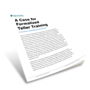 A Case for Formalized Teller Training article by Janice Branch