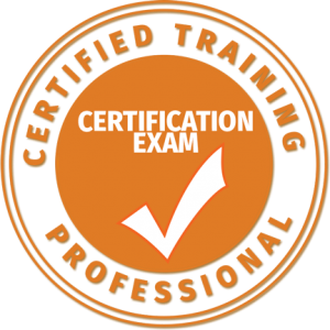 Certified Training Professional Certification Exam