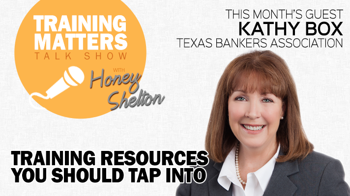 Training Matters Talk Show Episode 8: Training Resources You Should Tap Into