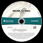 BSA/AML for Tellers recorded webinar