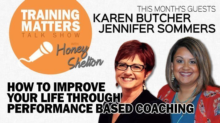 Training Matters Episode 16: How to improve your personal and professional life through performance based coaching