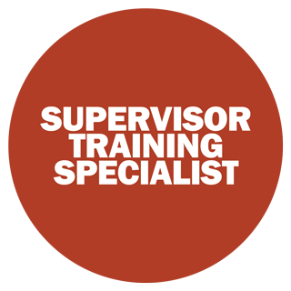 Supervisor Training Specialist
