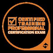 Certified Training Professional Exam