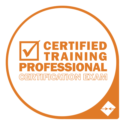 Certified Training Professional Exam