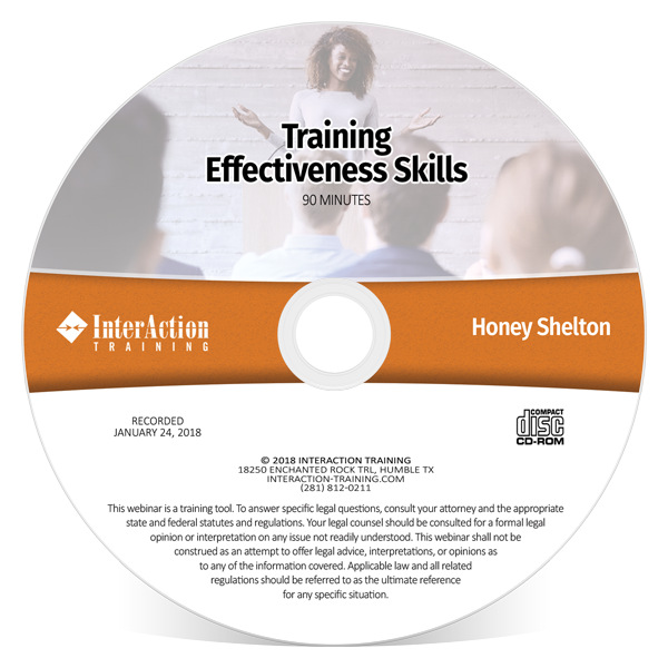 impact of effective training opn a The impact of recruitment and selection criteria on published by european centre for research training and development uk process as cost effective as possible.