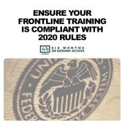 Ensure Your Frontline Training is Compliant with 2020 Rules - On Demand Webinar with Deborah Crawford
